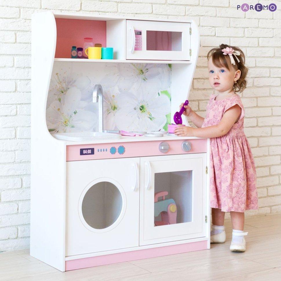 Детские Игровые Кухни Для Девочек Интернет Магазин