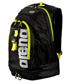 Рюкзак Fastpack 2.1 Black/Fluo yellow/Silver, 1E388 50 (411215)